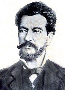 Bernardo Guimarães | Academia Brasileira de Letras