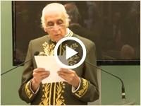 Cerimônia de Posse do Acadêmico Zuenir Ventura